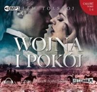 Wojna i pokój. PAKIET - Lew Tołstoj - pudełko audiobooku