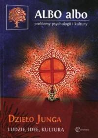 Albo albo problemy psychologii - okładka książki