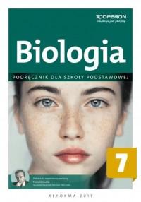 Biologia 7. Szkoła podstawowa. Podręcznik - okładka podręcznika