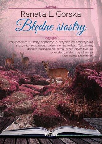 Błędne siostry - okładka książki
