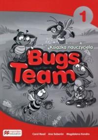 Bugs Team 1. Książka nauczyciela - okładka podręcznika