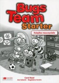 Bugs Team Starter. Książka nauczyciela. Przedszkole - okładka podręcznika