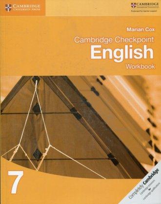 Cambridge Checkpoint English 7 - okładka podręcznika