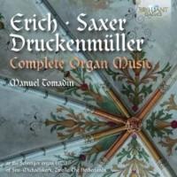 Complete organ music - Wydawnictwo - okładka płyty