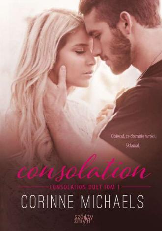 Consolation. Consolation duet Tom - okładka książki