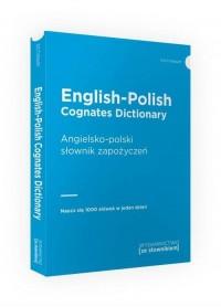 English Cognates Dictionary - Angielski - okładka książki