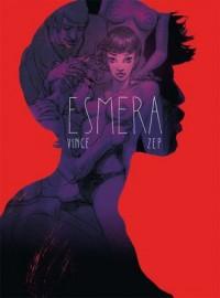 Esmera - okładka książki