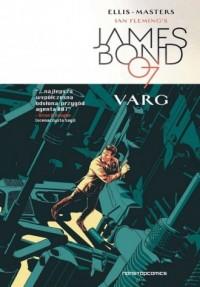 James Bond. Warg - okładka książki