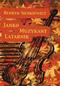 Janko Muzykant. Latarnik - pudełko audiobooku