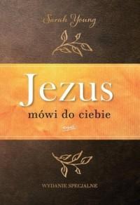 Jezus mówi do ciebie - okładka książki