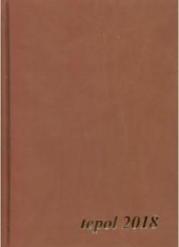 Kalendarz 2018 Tepol - Wydawnictwo - okładka książki