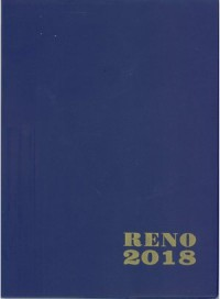 Kalendarz Reno 2018 - Wydawnictwo - okładka książki