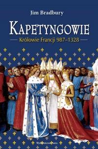 Kapetyngowie. Królowie Francji 987-1328 - okładka książki