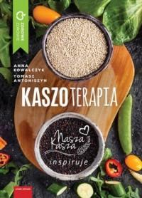 Kaszoterapia - okładka książki
