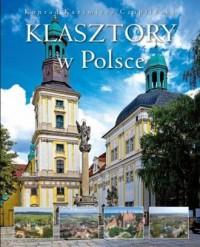 Klasztory w Polsce - Konrad Kazimierz - okładka książki