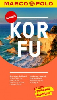 Korfu - okładka książki