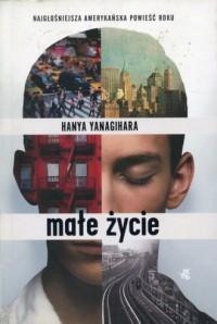Małe życie - Hanya Yanagihara - okładka książki