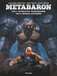 Metabaron - okładka książki