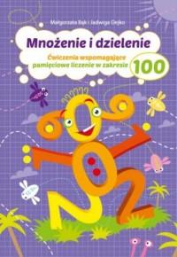 Mnożenie i dzielenie do 100. Pryzmat - okładka książki