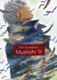 Mushishi 9 - okładka książki