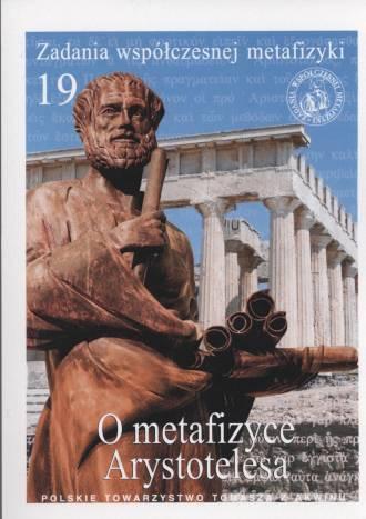 O metafizyce Arystotelesa. Seria: - okładka książki