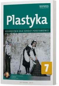 Plastyka 7. Szkoła podstawowa. Podręcznik - okładka podręcznika