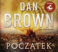 Początek - Dan Brown - pudełko audiobooku