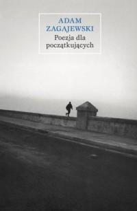 Poezja dla początkujących - Adam - okładka książki