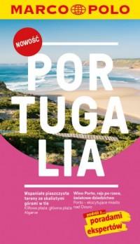 Portugalia. Podróz z poradami ekspertów - okładka książki