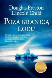 Poza granicą lodu - okładka książki