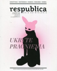 Res publica nowa 2/2017 Daje do myślenia. Ukryte pragnienia - okładka książki