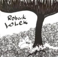 Robak Lolek - okładka książki