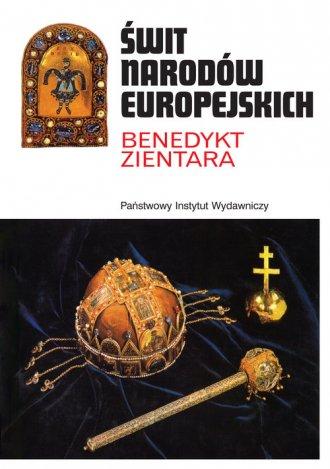 Świt narodów europejskich - okładka książki