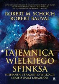 Tajemnica Wielkiego Sfinksa - okładka książki