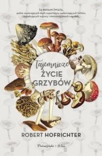 Tajemnicze życie grzybów - Robert - okładka książki