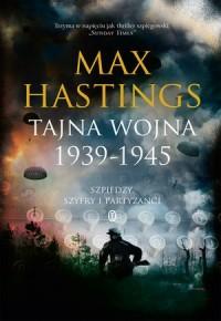 Tajna wojna 1939-1945. Szpiedzy, - okładka książki