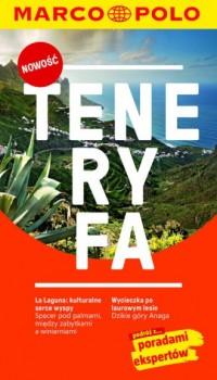 Teneryfa - okładka książki