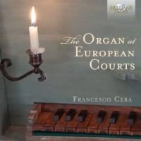 The organ at european courts - - okładka płyty