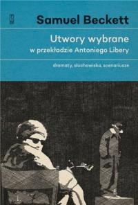 Utwory wybrane w przekładzie Antoniego - okładka książki