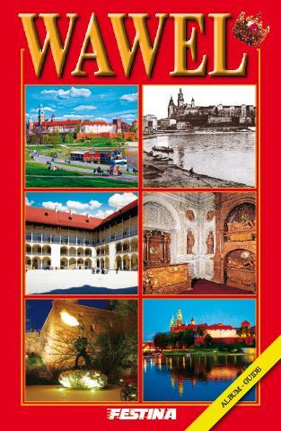 Wawel (wersja ang.) - okładka książki