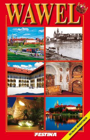 Wawel (wersja niem.) - okładka książki