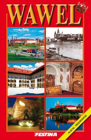 Wawel (wersja pol.) - okładka książki