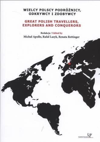 Wielcy Polscy Podróżnicy, Odkrywcy - okładka książki