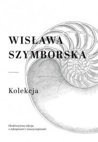 Wisława Szymborska. Tomy Poetyckie. - okładka książki