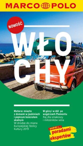 Włochy - okładka książki