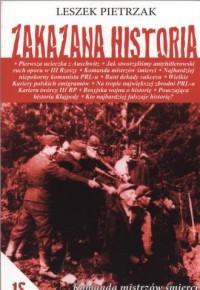 Zakazana historia 15 - okładka książki