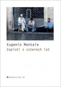 Zapiski z czterech lat - Eugenio - okładka książki