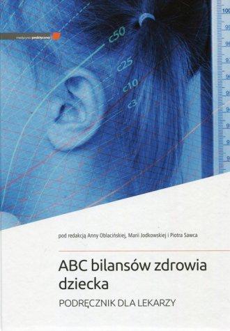 ABC bilansów zdrowia dziecka. Podręcznik - okładka książki