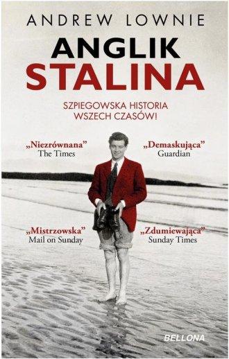 Anglik Stalina. Szpiegowska historia - okładka książki