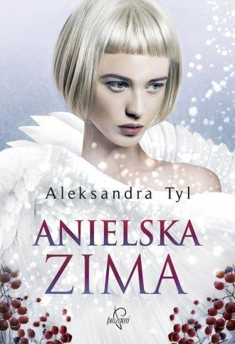 Anielska zima - okładka książki